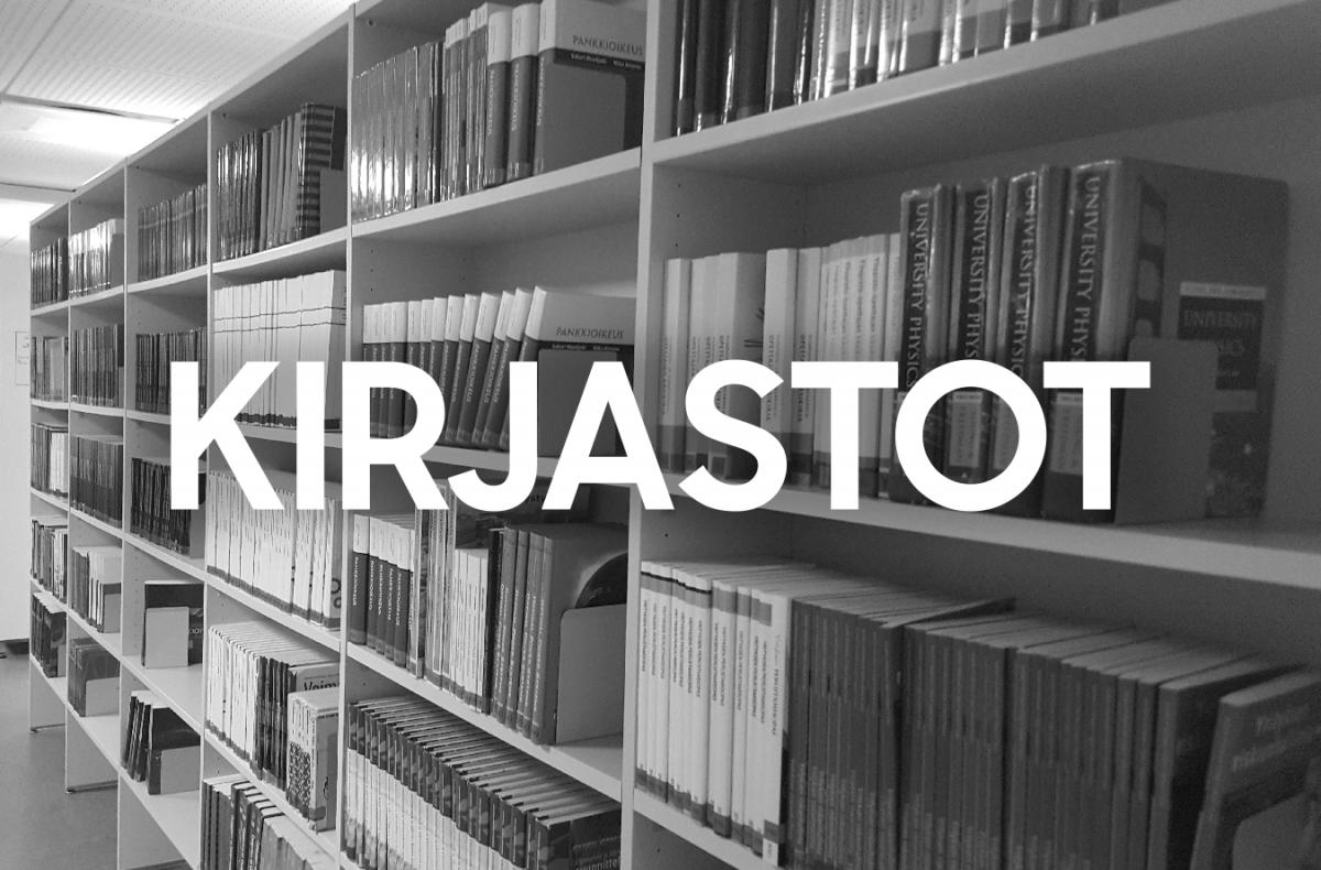 Kirjastot | Mysteeriasiakas.fi